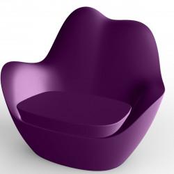 Fauteuil Sabinas, Vondom violet