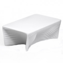 Table basse Biophilia, Vondom blanc