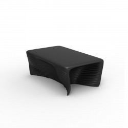 Table basse Biophilia, Vondom noir