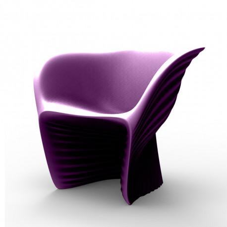 Fauteuil Biophilia, Vondom violet