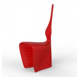 Chaise Biophilia, Vondom rouge