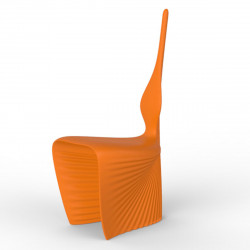 Chaise Biophilia, Vondom orange
