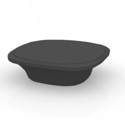 Table basse Ufo, Vondom gris anthracite