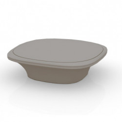Table basse Ufo, Vondom taupe