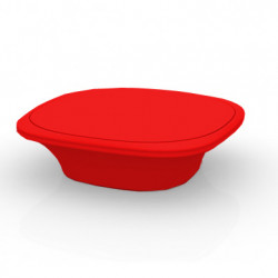 Table basse Ufo, Vondom rouge