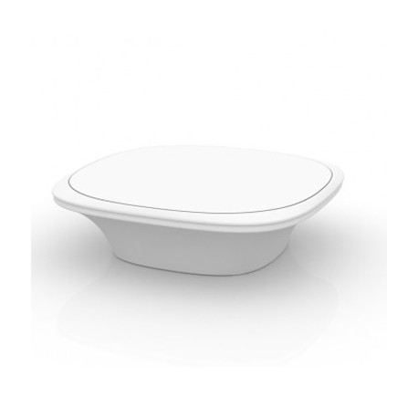 Table basse Ufo, Vondom blanc