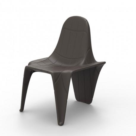Chaise F3, Vondom bronze