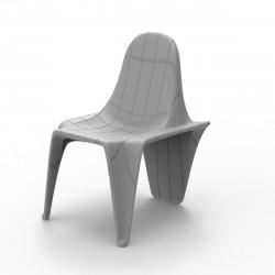 Chaise F3, Vondom acier