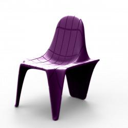 Chaise F3, Vondom violet