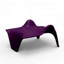 Table basse F3, Vondom violet