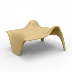Table basse F3, Vondom beige
