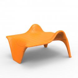 Table basse F3, Vondom orange
