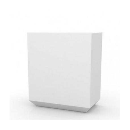 Bar Vela 100cm, Vondom blanc Lumineux LED Outdoor