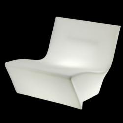 Fauteuil modulable Kami Ichi, Slide Design lumineux Lumineux à ampoule