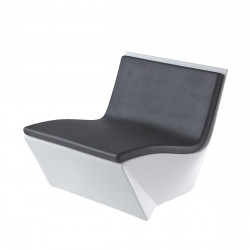 Coussin Fauteuil Kami Ichi, Slide Design anthracite