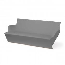 Canapé modulable Kami Yon, Slide design silver Laqué