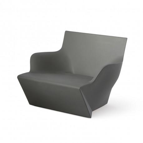 Fauteuil modulable Kami San, Slide Design gris Mat