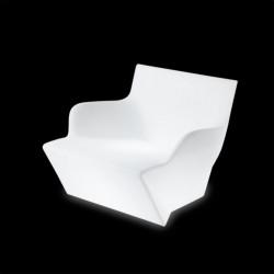 Fauteuil modulable Kami San, Slide Design lumineux Lumineux à ampoule