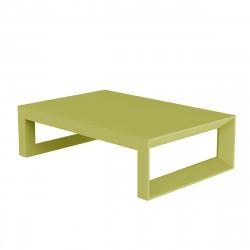 Table basse Frame 120 cm, Vondom pistache Mat