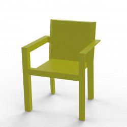 Fauteuil design Frame, Vondom pistache Mat