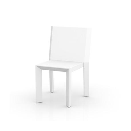 Chaise Frame, Vondom blanc Mat