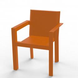 Fauteuil Repas Frame, Vondom orange Mat