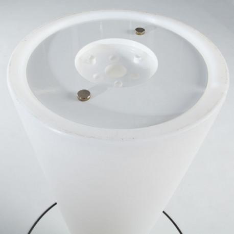 Contrepoids Table Hoplà, Slide Design blanc