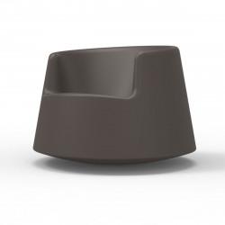 Fauteuil Roulette, Vondom bronze Petit modèle