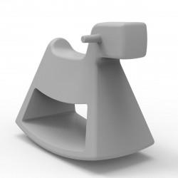 Chaise à bascule Rosinante, Vondom acier Grand modèle