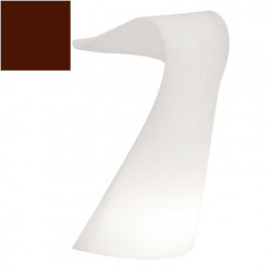 Pupitre design Swish, Slide chocolat