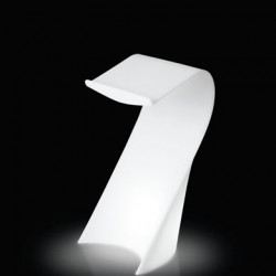 Pupitre design Swish, Slide lumineux