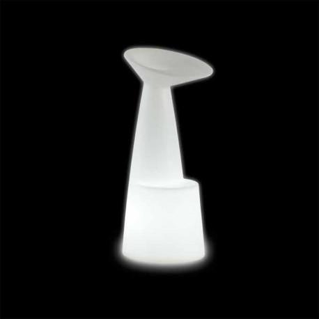 Tabouret de bar design Voilà, Slide Design lumineux