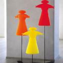 Lampe Mr Bot, Slide Design orange