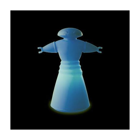 Lampe Mr Bot, Slide Design bleu