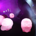 Lampe Rina, Slide design rose