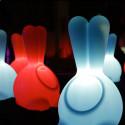 Lampe Jumpie, Slide design bleu Lumineux à ampoule