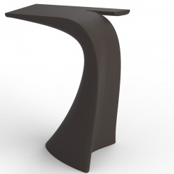 Table design Wing, Vondom bronze Mat