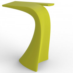 Table design Wing, Vondom pistache Mat