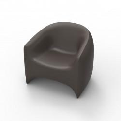 Fauteuil Blow, Vondom bronze Mat