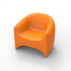 Fauteuil Blow, Vondom orange Mat