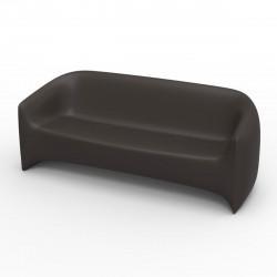 Canapé Blow, Vondom bronze Mat