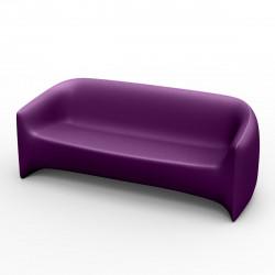Canapé Blow, Vondom violet Mat