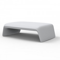 Table basse Blow, Vondom blanc