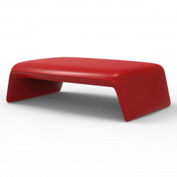 Table basse Blow, Vondom rouge