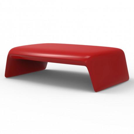 Table basse Blow, Vondom rouge