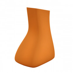 Pot Moma Mellizas, Vondom orange Hauteur 130 cm