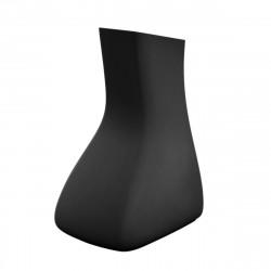 Pot Moma Mellizas, Vondom noir Hauteur 130 cm