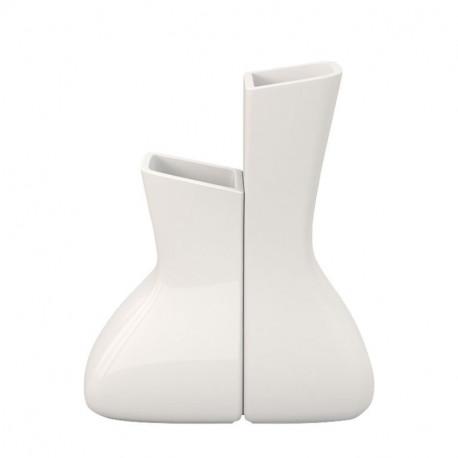 Pot Moma Mellizas, Vondom blanc Hauteur 175 cm