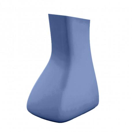 Pot Moma Mellizas, Vondom bleu Hauteur 175 cm