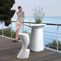 Tabouret de bar Moma High, Vondom kaki